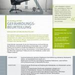 Gefährdungsbeurteilung - Dr. Wagner & Partner