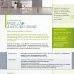 Mobiliarausschreibung - Dr. Wagner & Partner
