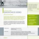 Quickcheck Büro - Dr. Wagner & Partner