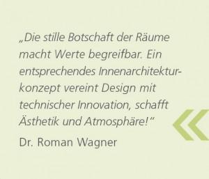 innenarchitektur dr wagner partner