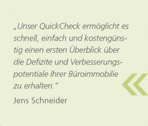 QuickCheck Büro