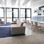 CLS Lounge blau I